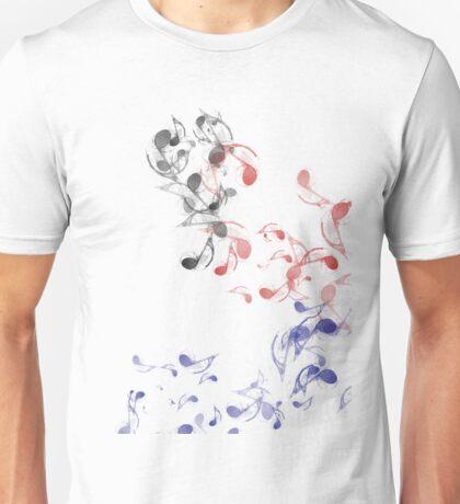 music note Unisex T-Shirt