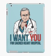 Kelso Wants You! iPad Case/Skin