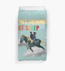 The Science Of Sleep Duvet Cover