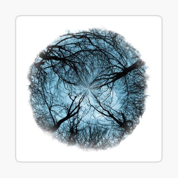 Winter World 13 Glossy Sticker