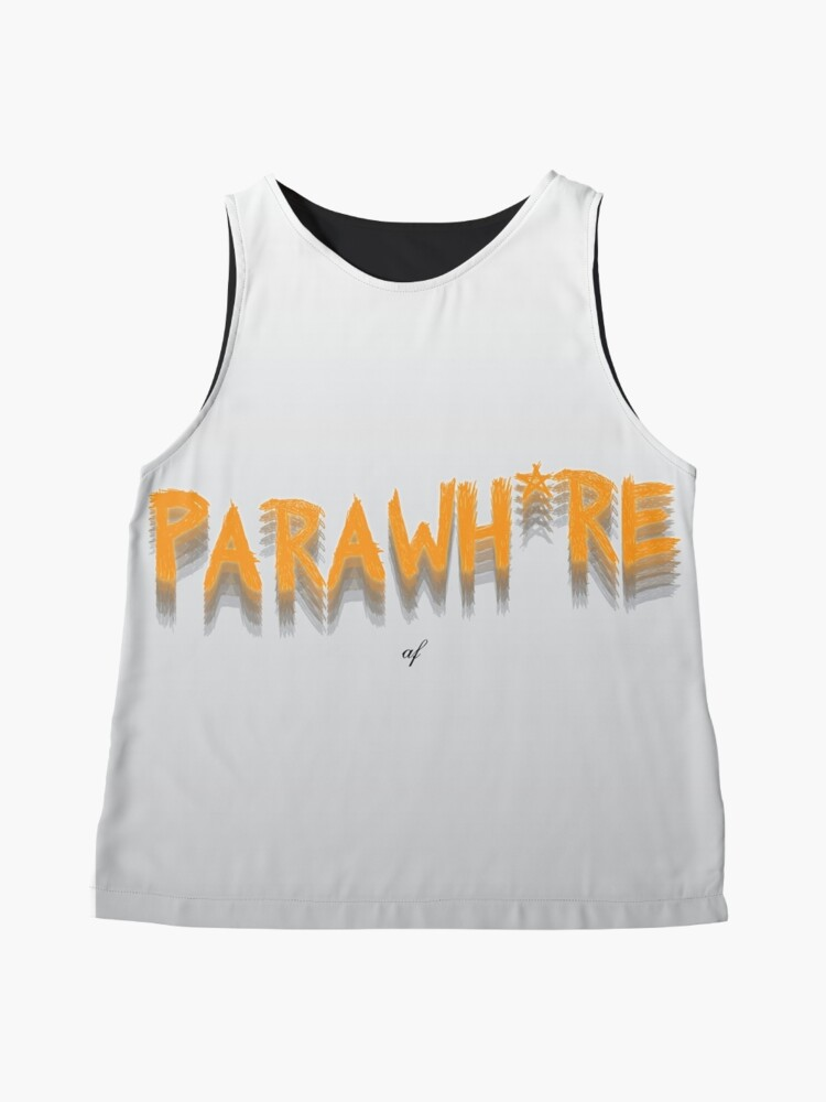 Alternate view of Parawh*re AF Contrast Tank