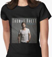 Thomas Rhett - Tangled Up Women's Fitted T-Shirt