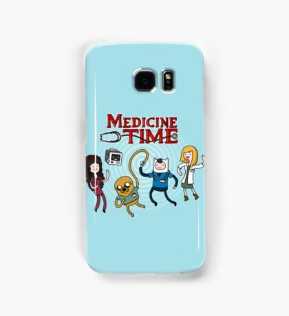 Medicine Time! Samsung Galaxy Case/Skin