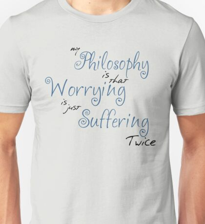 Newt's Philosophy  Unisex T-Shirt