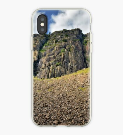 Snowdonia Mountains, National Park, (North) Wales iPhone Case