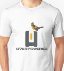 OverPowered Bastion and Ganymede Unisex T-Shirt