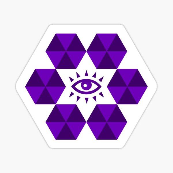 Divination Sticker