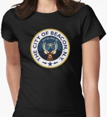 People of Earth Women's Fitted T-Shirt