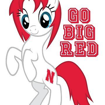Go Big Red by sirhcx