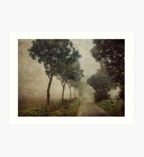 Towards Hellington Art Print
