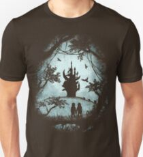 Dark Crystal Dreams Slim Fit T-Shirt