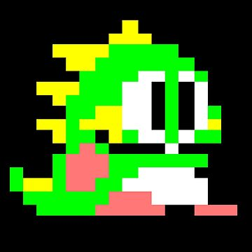 Bub from Bubble Bobble by mhrysicos