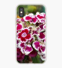 flowers vegetable spring garden iPhone Case
