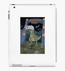 Tyranosaurus Boo iPad Case/Skin