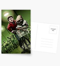 Pedal faster Elliot Postcards