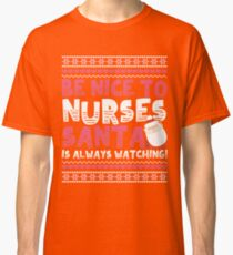 Gifts For Nurses Christmas Gift Classic T-Shirt