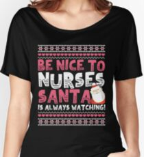 Gifts For Nurses Christmas Gift Women's Relaxed Fit T-Shirt