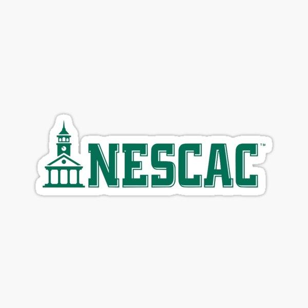 NESCAC Sticker