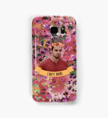 Nick | I Hate Doors Samsung Galaxy Case/Skin