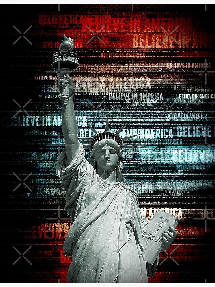 Believe In Liberty by morningdance