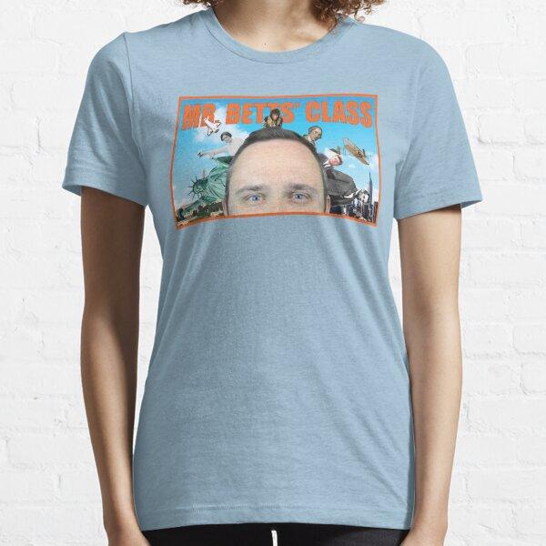 Mr. Betts' Class Official T-Shirt Essential T-Shirt