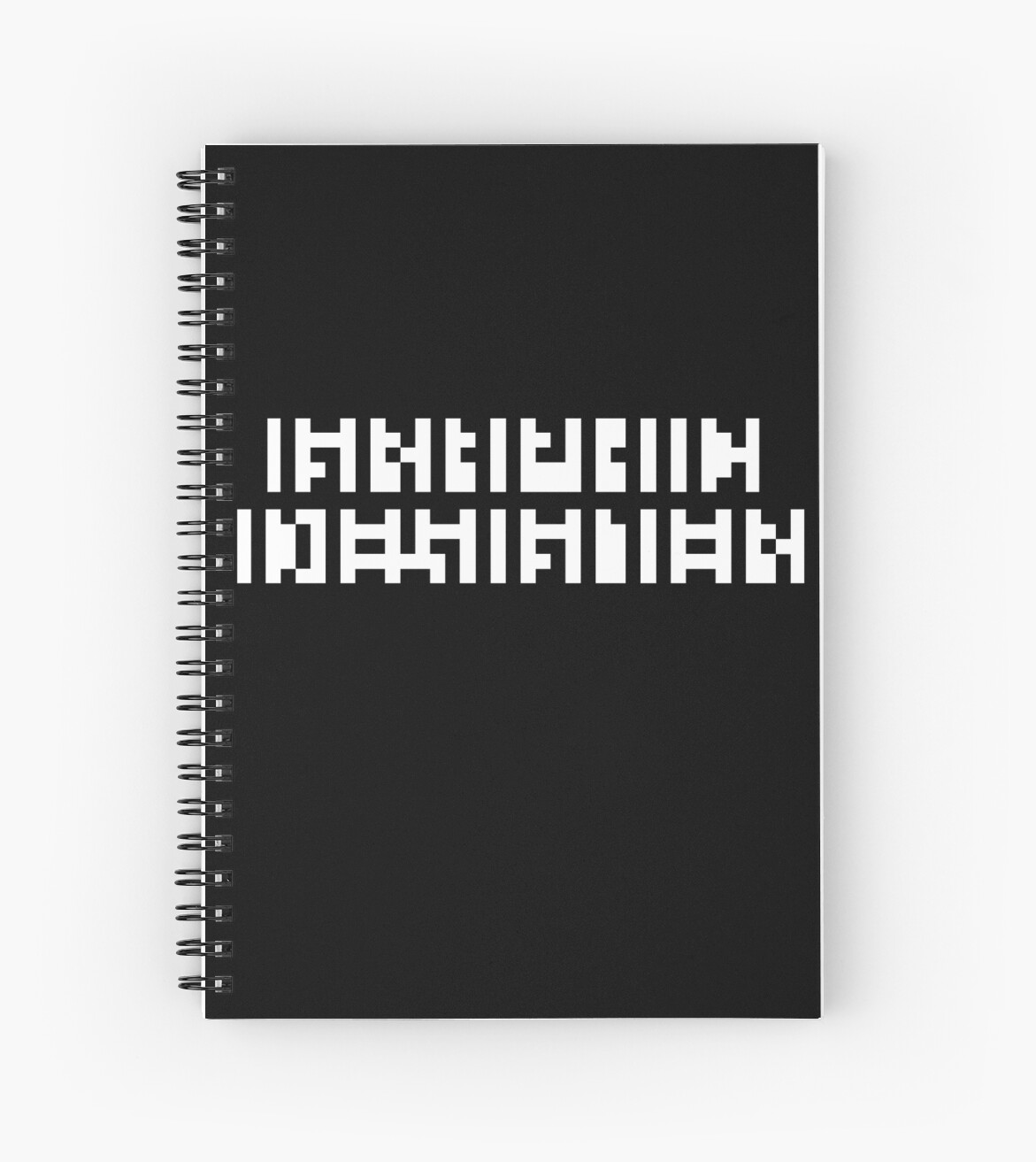 GRAPHIC DESIGNERS' VISION TEST CRYPTIC DARKS by SpLotchy