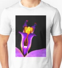 Slightly Horny - Orchid Alien Discovery Unisex T-Shirt