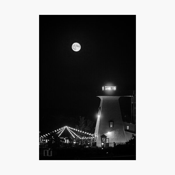 Guiding Light Photographic Print