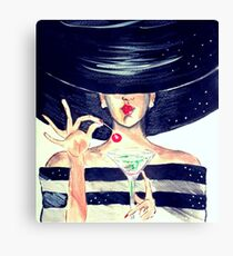 Hat Canvas Print