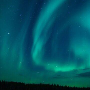 Northern Lights 4 by Jason