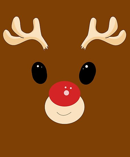 Rudolph the Red Nose Reindeer by Tendalla