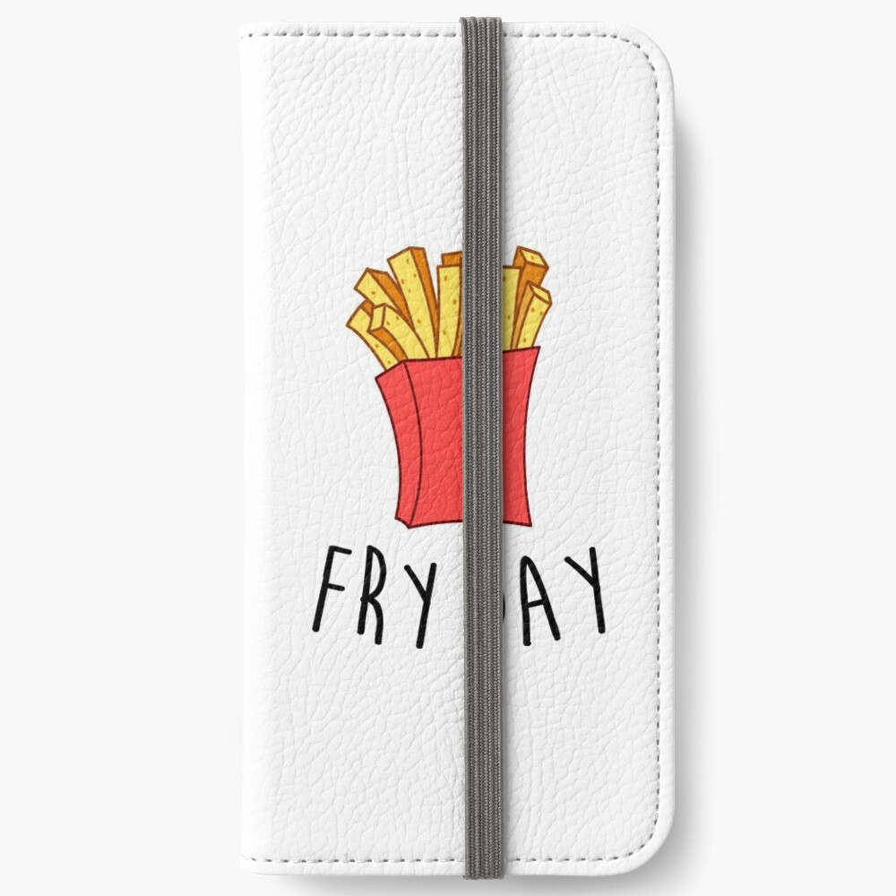 Frischer Tag iPhone Flip-Case