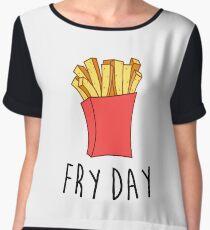 Fry Day Chiffon Top
