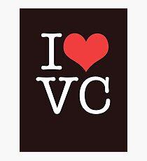 I Heart Vice City Photographic Print