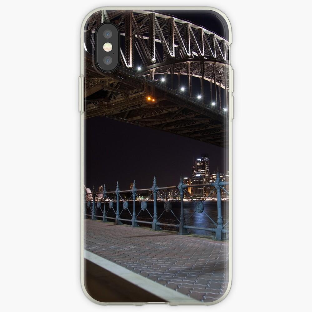 Sydneys Bright Lights iPhone-Hüllen & Cover
