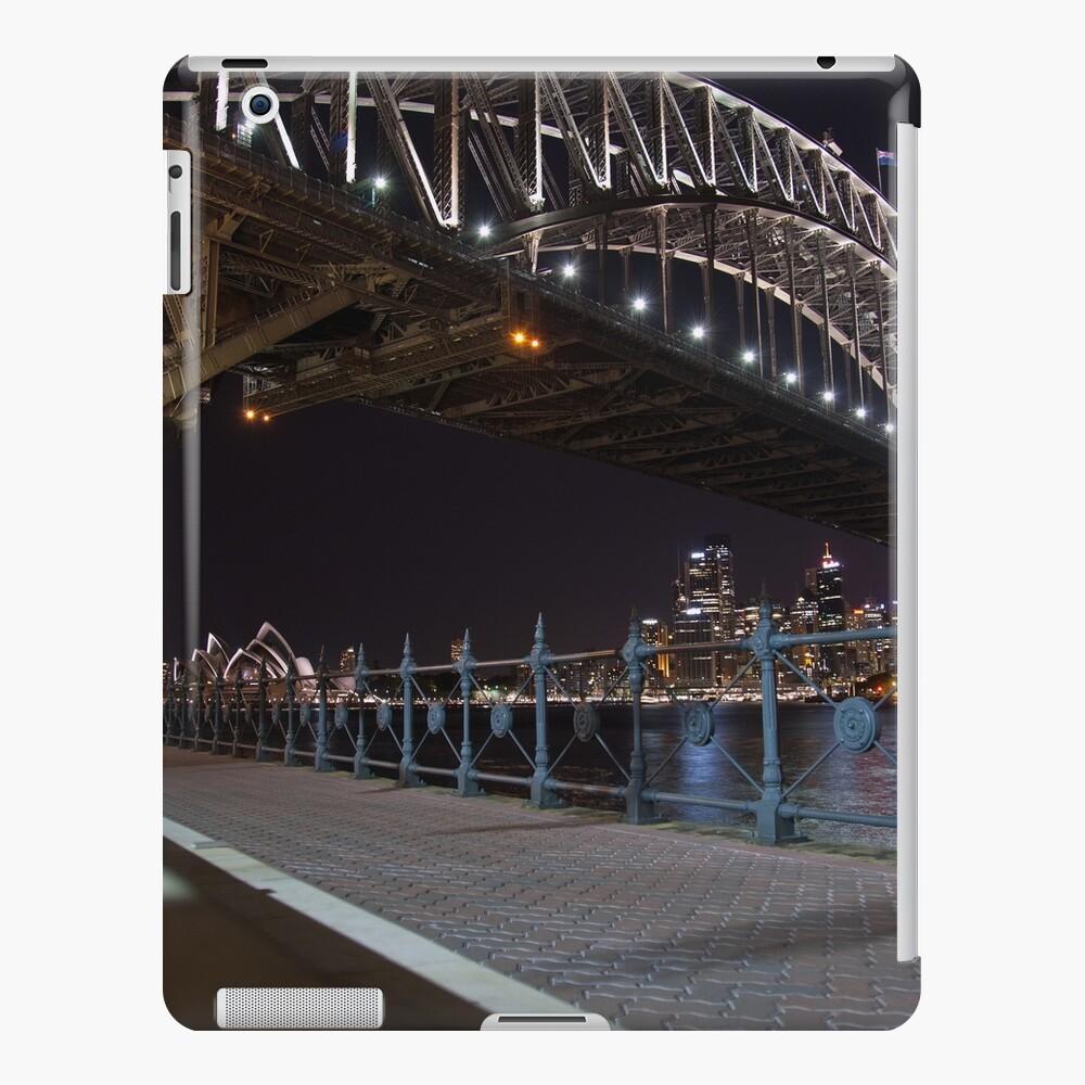 Sydneys Bright Lights iPad-Hülle & Skin