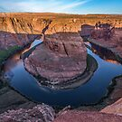 Horseshoe Bend  by JHRphotoART
