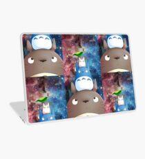 Totoro-Galaxie Laptop Folie