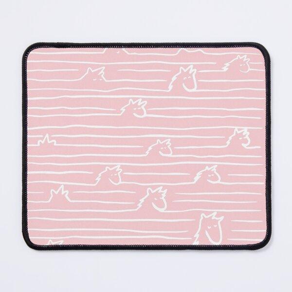 Unicorn line art Mouse Pad