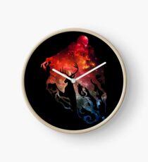 Expecto Patronum  Clock