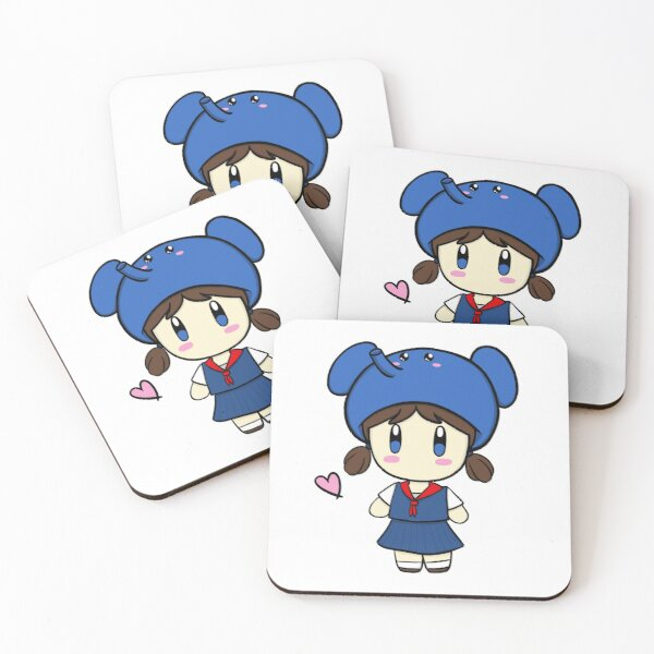 Sailor Zoe Coasters (Set of 4)