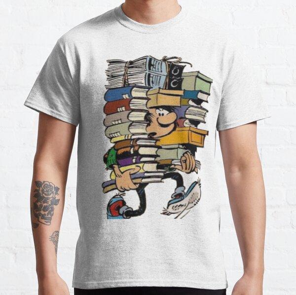 Gaston lagaffe T-shirt classique