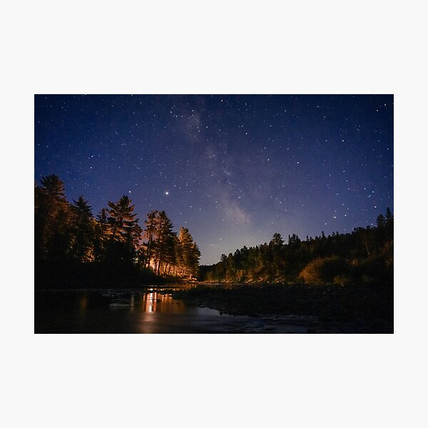 Summer Nights Photographic Print