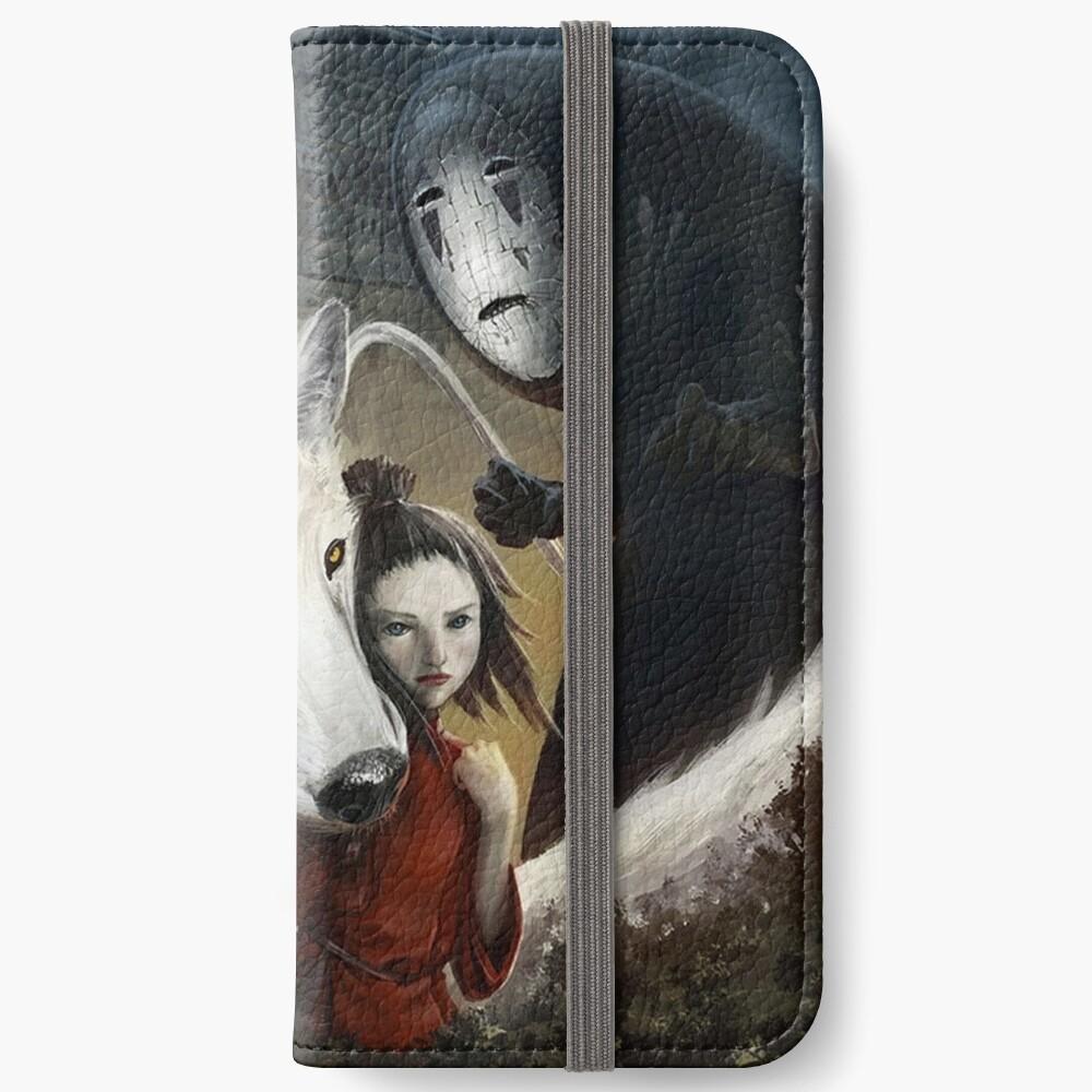 Chihiros Realistisch iPhone Flip-Case