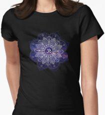 Camiseta entallada para mujer Mandala.