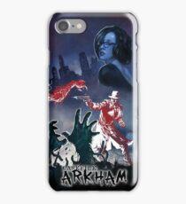 CASEFILE ARKHAM 1 iPhone Case/Skin
