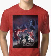 CASEFILE ARKHAM 1 Tri-blend T-Shirt