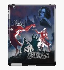 CASEFILE ARKHAM 1 iPad Case/Skin