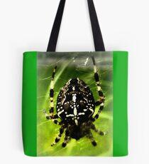 Cross Spider Tote Bag