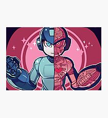 Megaman X-RAY Photographic Print